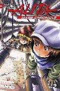 Cover-Bild zu Kishiro, Yukito: Battle Angel Alita Mars Chronicle 7