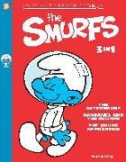 Cover-Bild zu Peyo: Smurfs 3-in-1 #3
