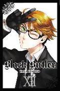Cover-Bild zu Yana Toboso: Black Butler, Vol. 12