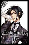 Cover-Bild zu Yana Toboso: BLACK BUTLER, VOL. 4