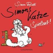 Cover-Bild zu Simons Katze - Spielzeit! von Tofield, Simon