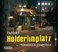 Cover-Bild zu Tatort Hölderlinplatz von Wider-Groth, Stefanie