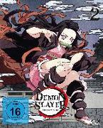 Cover-Bild zu Demon Slayer - Staffel 1 - Vol.2 - Blu-ray von Kondo, Hikaru (Hrsg.)