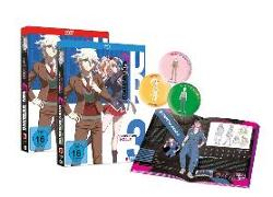 Cover-Bild zu Danganronpa 3: Dispair Arc - Blu-ray 2 von Kish, Seiji (Hrsg.)