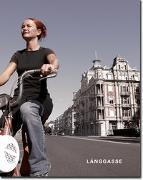 Cover-Bild zu Länggasse von Gaberell, Daniel