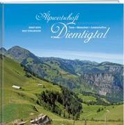 Cover-Bild zu Alpwirtschaft Diemtigtal von Roth, Ernst