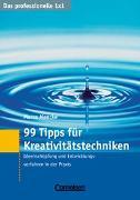 Cover-Bild zu Das professionelle 1 x 1 99 Tipps für Kreativitätstechniken von Mencke, Marco