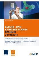 Cover-Bild zu Berufs- und Karriere-Planer Technik 2010/2011 von Brink, Alfred