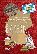 Cover-Bild zu Der ultimative Einbürgerungstest für Bayern