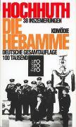 Cover-Bild zu Die Hebamme von Hochhuth, Rolf