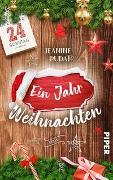 Cover-Bild zu Ein Jahr Weihnachten von Rudat, Jeanine