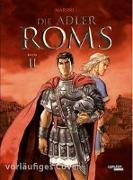 Cover-Bild zu Marini, Enrico: Die Adler Roms HC 2: Die Adler Roms 2