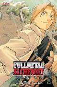 Cover-Bild zu Arakawa, Hiromu: Fullmetal Alchemist (3-in-1 Edition), Vol. 4