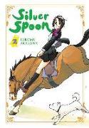 Cover-Bild zu Arakawa, Hiromu: Silver Spoon, Vol. 2