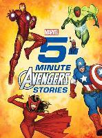 Cover-Bild zu Marvel: 5-Minute Avengers Stories