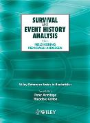 Cover-Bild zu Keiding, Niels: Survival and Event History Analysis