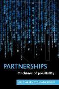 Cover-Bild zu Åkerstrøm Andersen, Niels: Partnerships: Machines of Possibility