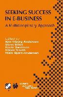 Cover-Bild zu Viborg Andersen, Kim (Hrsg.): Seeking Success in E-Business