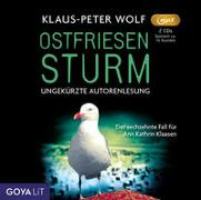 Cover-Bild zu Ostfriesensturm von Wolf, Klaus-Peter