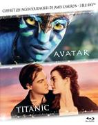 Cover-Bild zu Avatar & Titanic & Bonus von James Cameron (Reg.)