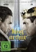 Cover-Bild zu King Arthur: Legend of the Sword von Aidan Gillen (Schausp.)