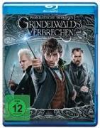 Cover-Bild zu Phantastische Tierwesen: Grindelwalds Verbrechen von Law, Jude (Schausp.)