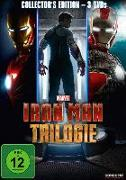 Cover-Bild zu Iron Man Trilogie - Collector's Edition von Robert Downey Jr. (Schausp.)