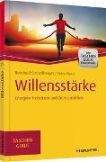 Cover-Bild zu Willensstärke von Stritzelberger, Reinhold