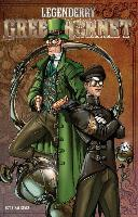 Cover-Bild zu Daryl Gregory: Legenderry: Green Hornet