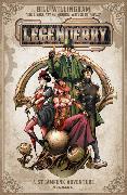 Cover-Bild zu Bill Willingham: Legenderry: A Steampunk Adventure