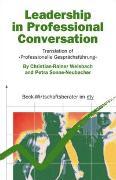 Cover-Bild zu Leadership in Professional Conversation