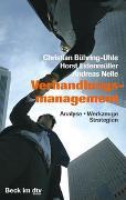 Cover-Bild zu Verhandlungsmanagement von Bühring-Uhle, Christian