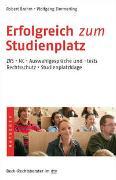 Cover-Bild zu Erfolgreich zum Studienplatz von Brehm, Robert G.