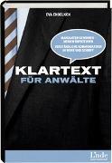 Cover-Bild zu Klartext für Anwälte von Engelken, Eva