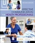 Cover-Bild zu Effective Communication for Health Professionals von Elsevier