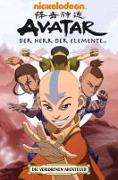 Cover-Bild zu Konitzko, Bryan: Avatar: Der Herr der Elemente 04. Die Verlorenen Abenteuer