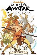 Cover-Bild zu Konietzko, Bryan: Avatar: The Last Airbender--The Promise Omnibus