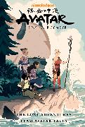 Cover-Bild zu Yang, Gene Luen: Avatar: The Last Airbender--The Lost Adventures and Team Avatar Tales Library Edition