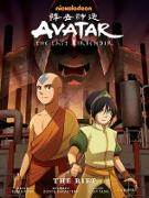 Cover-Bild zu Yang, Gene Luen: Avatar: The Last Airbender - The Rift Library Edition