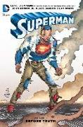 Cover-Bild zu Yang, Gene Luen: Superman Vol. 1: Before Truth