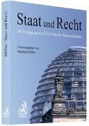 Cover-Bild zu Müller, Reinhard (Hrsg.): Staat und Recht