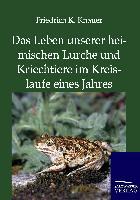 Cover-Bild zu Knauer, Friedrich K.: Das Leben unserer heimischen Lurche und Kriechtiere im Kreislaufe eines Jahres