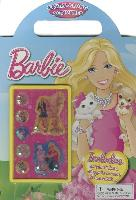 Cover-Bild zu Parragon (Gespielt): Barbie Carry Along Activities