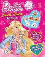 Cover-Bild zu Parragon: Barbie Animal Friends Activity