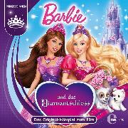 Cover-Bild zu Dressler, Sonngard: Barbie und das Diamantschloss (Das Original-Hörspiel zum Film) (Audio Download)