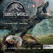 Cover-Bild zu Strunck, Angela: Jurassic World 2: Das gefallene Königreich (Das Original-Hörspiel zum Kinofilm) (Audio Download)