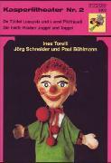Cover-Bild zu Teil 2: 2 Tüüfel/Räuber - Kasperlitheater