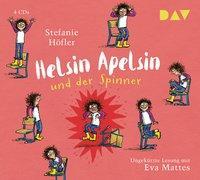 Cover-Bild zu Helsin Apelsin und der Spinner