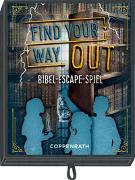 Cover-Bild zu Haferkamp, Kai: Schachtelspiel - Find your way out