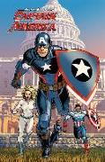 Cover-Bild zu Marvel Comics (Ausw.): Captain America: Steve Rogers Vol. 1: Hail Hydra